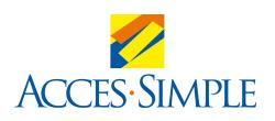 logo acces simple