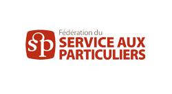logo service aux particuliers